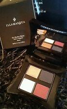 Illamasqua scomparsa Eye Shadow Palette Limited Edition RRP £ 34 Nuovo con Scatola