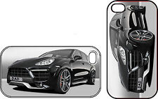 iPhone 4/4s Personalised Porsche Cayenne Phone case Great Birthday Gift