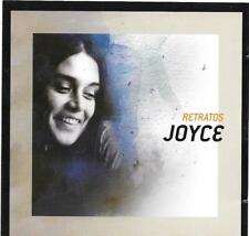 JOYCE Retratos CD songs by Antonio Carlos / Tom Jobim Gershwin etc Rare Brazil