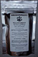DRAGONMAX Male Performance Enhancement Formula. 100 Grams Organic, Pure  Powder
