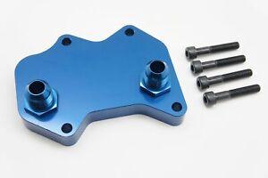 CNC Engine Oil Block Oil Cooler Adapter fit VW Golf MK5 2.0 GTI AXX/BWA/BPY/CAWB