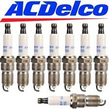 SET of 8 AC Delco 41-993 Iridium Spark Plugs 19256067