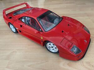 Pocher Ferrari F40 1:8 Rot Modell 1/8