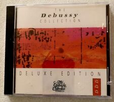 The Debussy Collection : Deluxe Edition CBS Special Products 1989 Masterpiece
