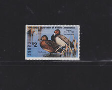 State Hunting/Fishing Revenues - MS - 1981 Duck Stamp MS-6 ($2) - MNH