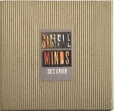 SIMPLE MINDS : SHE'S A RIVER - [ CD MAXI ]