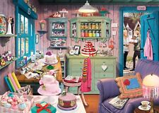 Ravensburger My Haven No 5. The Cake Shed 1000pc Jigsaw Puzzle 15316