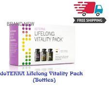 doTerra Lifelong Vitality (Bottles) Pack 30 day - New & Sealed - Free Shipping