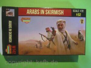 1:72 Strelets #M142 Kolonialkrieg Araber im Nahampf Beduinen Afrika Wüste