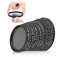 VBESTLIFE ND2-400 Neutral Density Adjustable ND Lens Filter for Canon Nikon Sony