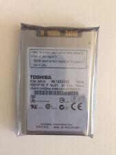 """*New* Toshiba (MK1233GSG) 120GB, 5400RPM, 1.8"""" Internal Hard Drive"""