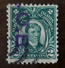 PHILIPPINES STAMP HAND STAMPED Vertical  B.O. .used hinged