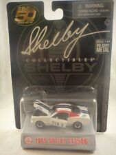 Shelby Collectibles 1965 Shelby GT350R  #201 B 1:64 scale NEW 50 Years