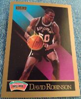 1990-91 Skybox #260 David Robinson San Antonio Spurs Rookie Basketball Card