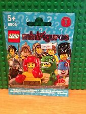 LEGO SERIES 5 .GANGSTER  BRAND NEW SEALED