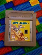 Tom & Jerry(Nintendo Game Boy) Game