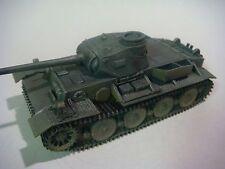 PzKpfw Vk36.01 1/72 resin model tank