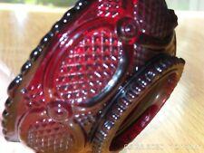 "Avon 1876 Cape Cod Ruby Red Dessert/Fruit/Berry Bowl 5"" diameter"