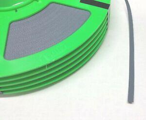 Jalousien Raffstore Aufzugsband Texband Textilband Tex-Band 6 x 0,27 mm grau