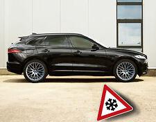 20 Zoll Impaktus Winterräder Alufelgen + RDK für Jaguar F-Pace 255/50 R20 M+S 22