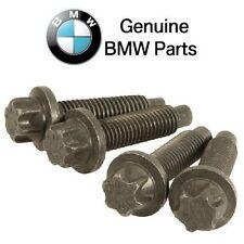 BMW E82 E88 128i 325i 325xi Right or Left Engine Mount Bracket Bolt Set Genuine
