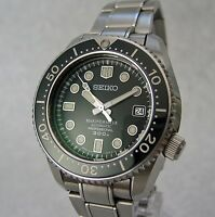 For Seiko Marine Master 300 Crystal / Bezel Protector KEEP YOUR WATCH SHINY Set