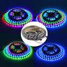 LED Stripe RGB Leiste Streifen SMD Band Lichter Licht Leuchte Lichterkette 5/10M
