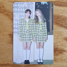 Chuu Go Won Monthly Girl Official Photocard LOOΠΔ No.15 Kpop Genuine