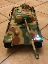 Ferngesteuerter RC Panzer Panther Typ G m. Schussfunktion Heng Long Maßstab 1:16