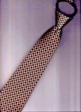 Zipper Men's Ties. 100% Silk. Band New With Zip Lock.