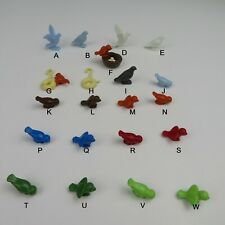 Playmobil Small Birds Pick & Choose - Dove Pigeon Small Bird Seed Feeder Nest