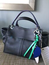nwt $1995 proenza schouler curl leather shoulder bag black