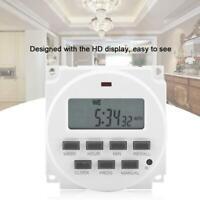 Digital Electric Durable Programmable Smart Control Digital Switch Timer(110V)