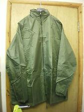 Para Hombre Impermeable Transpirable Lluvia con Capucha Abrigo Chaqueta 2xl.