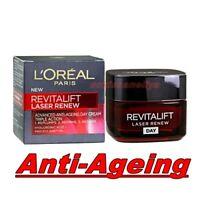L'OREAL REVITALIFT LASER RENEW Anti-Ageing Day Cream Luxurious Texture, 15ml