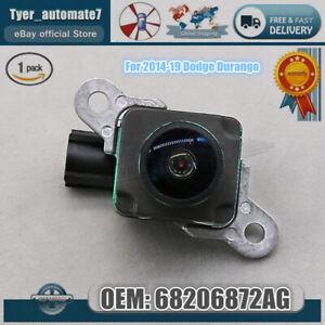 1x Reverse Camera Rear View Back-Up Camera 68206872AG for 2014-19 Dodge Durango
