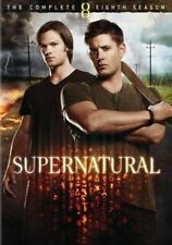 Supernatural Complete Eighth Season 0883929278213 DVD Region 1