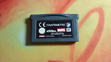 FANTASTIC 4 NINTENDO GAME BOY ADVANCE COMBINED SHIPPING
