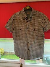 Men's NEXT Short Sleeved Shirts, Qty 3.Medium