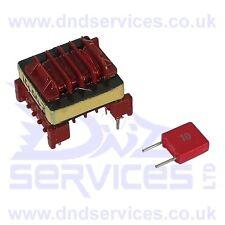 Alfa Romeo ICS BE 2569 2580 Backlight Transformer TX Repair Kit for Dark LCD 166