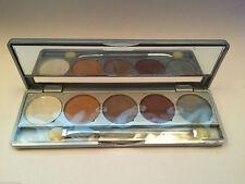Royal Eye Shadow Case 5 Shade Palette Plus Applicator & Mirror