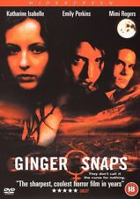 GINGER SNAPS DVD