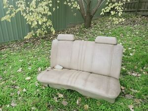 Hq holden Bench Seat