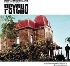 BERNARD HERRMANN - PSYCHO (RED VINYL) NEW CD