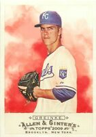 2009 TOPPS ALLEN & GINTER BASEBALL CARD - PICK / CHOOSE YOUR CARDS