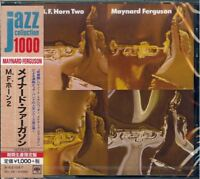 MAYNARD FERGUSON-M.F. HORN 2-JAPAN CD Ltd/Ed B63