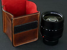 LUIGI's USEFUL LENS CARRIER for NOCTILUX 50/0,95+OTHER LEICA M9-M8-M6-MP LENSES.