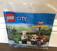 Lego City Hot Dog Stand 30356 Polybag