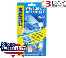 SUPER Rain‑X 600001 Windshield Repair Kit, for Cracks, Stars, Chips Bulll's-Eyes