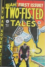 Two-Fisted Tales No. 1 - 1992 EC